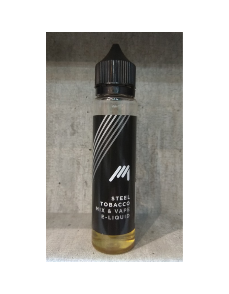 Steel tobacco 37ml/70ml bottle
