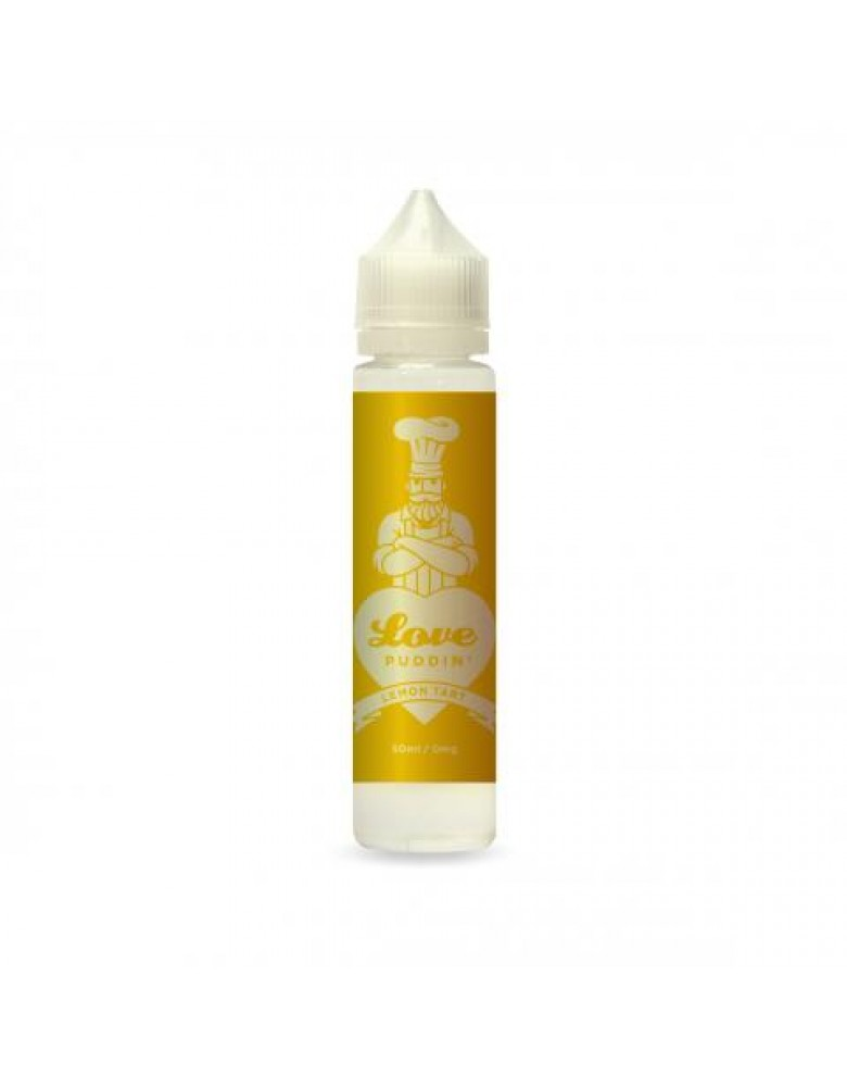 LOVE PUDDIN' - LEMON TART 20ml/70ml bottle