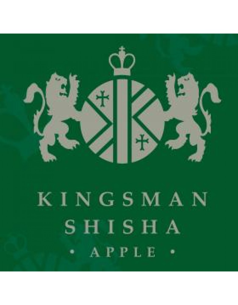 Kingsman Shisha Apple